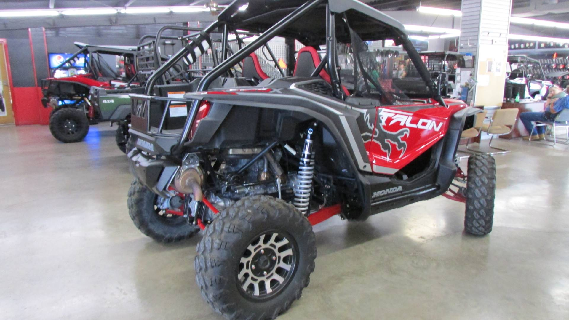 2020 Honda Talon 1000X in Wichita Falls, Texas - Photo 3