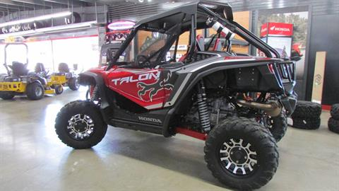 2020 Honda Talon 1000X in Wichita Falls, Texas - Photo 9
