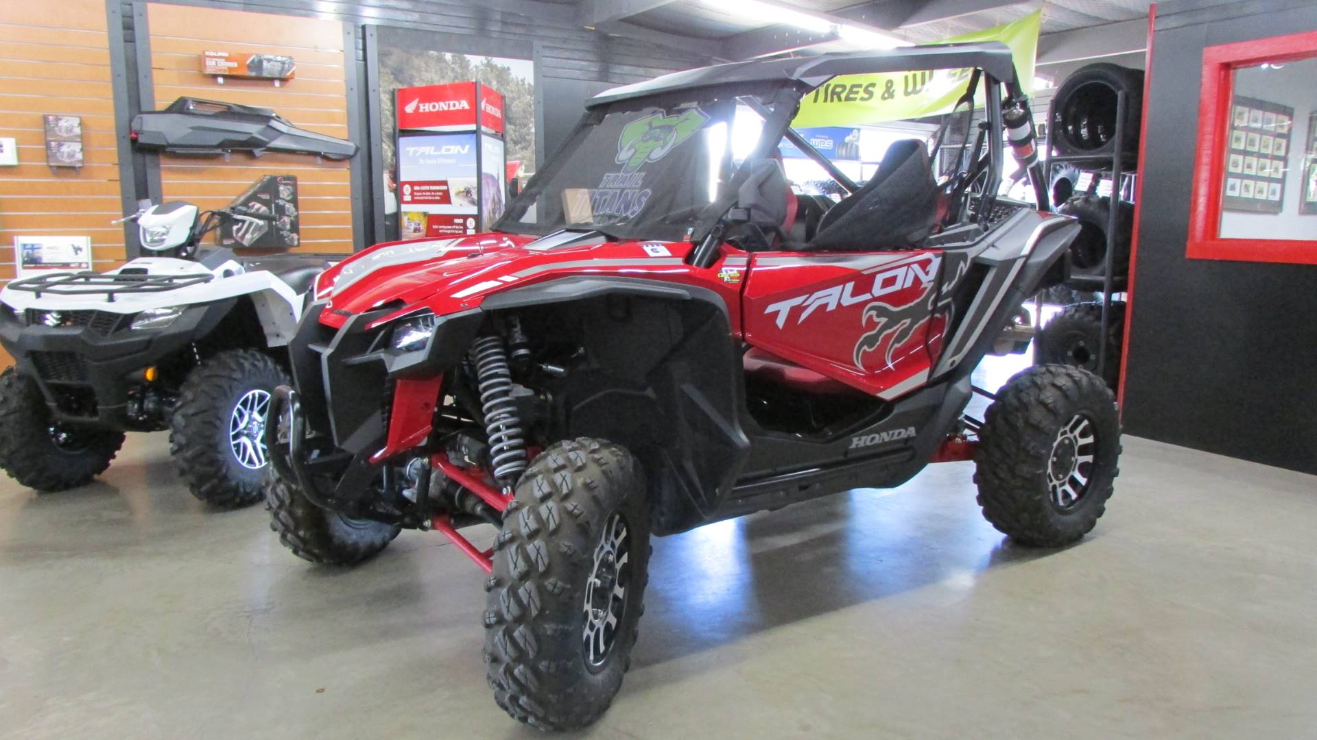 2020 Honda Talon 1000X in Wichita Falls, Texas - Photo 10