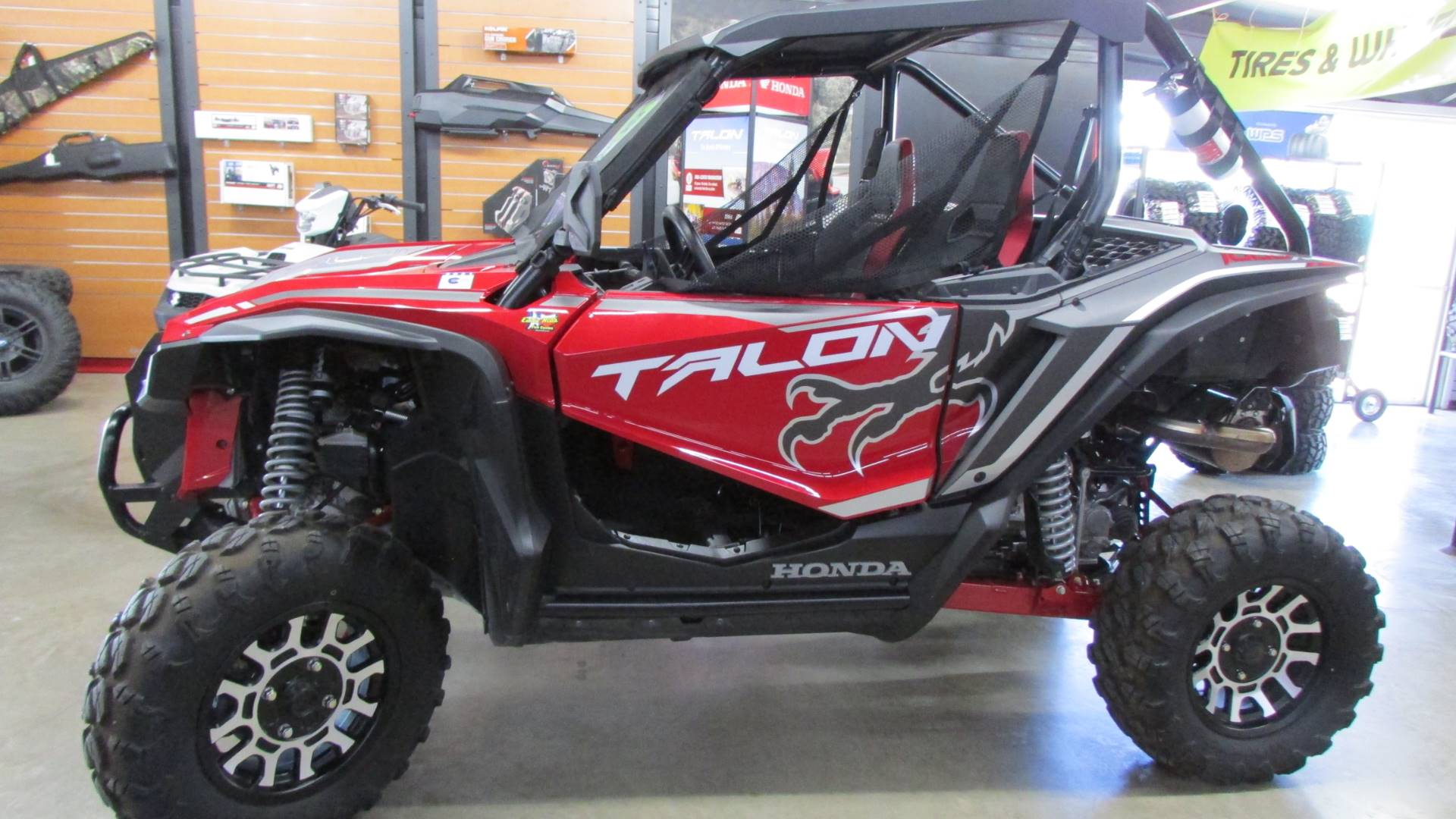 2020 Honda Talon 1000X in Wichita Falls, Texas - Photo 11