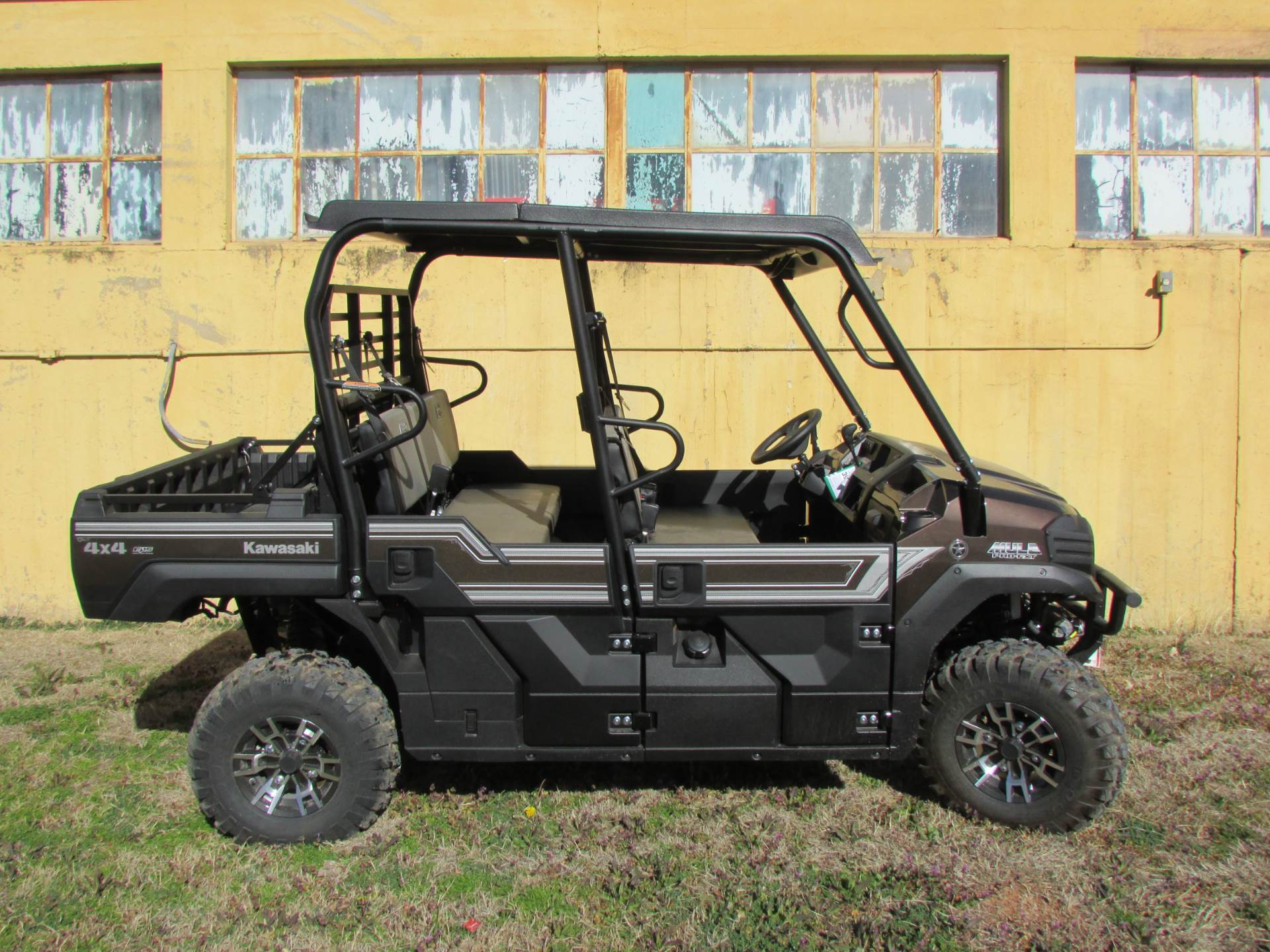 2020 Kawasaki Mule PRO-FXT Ranch Edition for sale 187124
