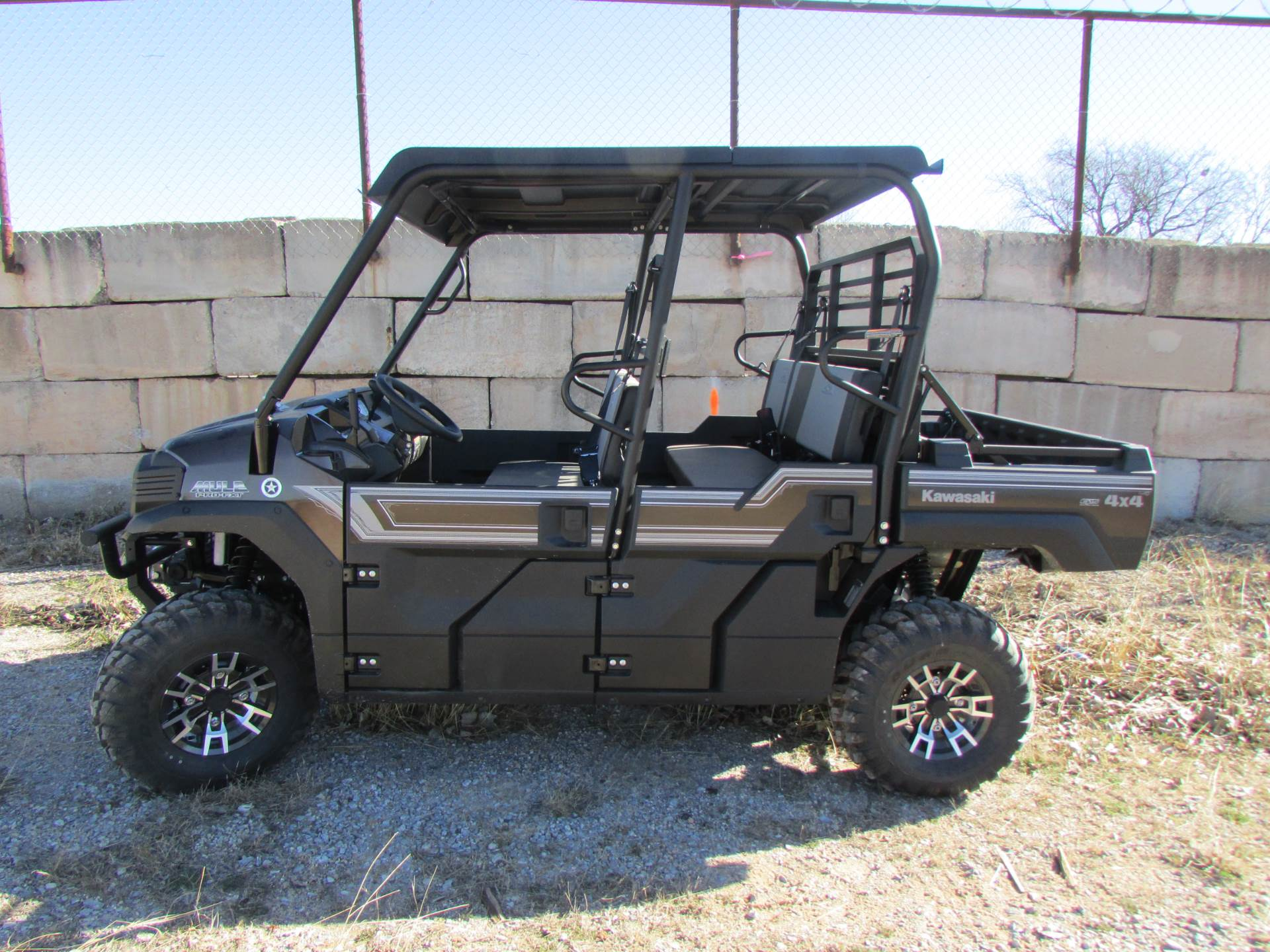 2020 Kawasaki Mule PRO-FXT Ranch Edition in Wichita Falls, Texas - Photo 1