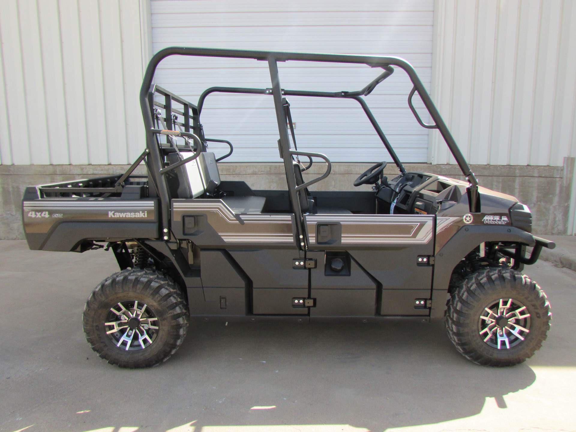 2020 Kawasaki Mule PRO-FXT Ranch Edition for sale 149443