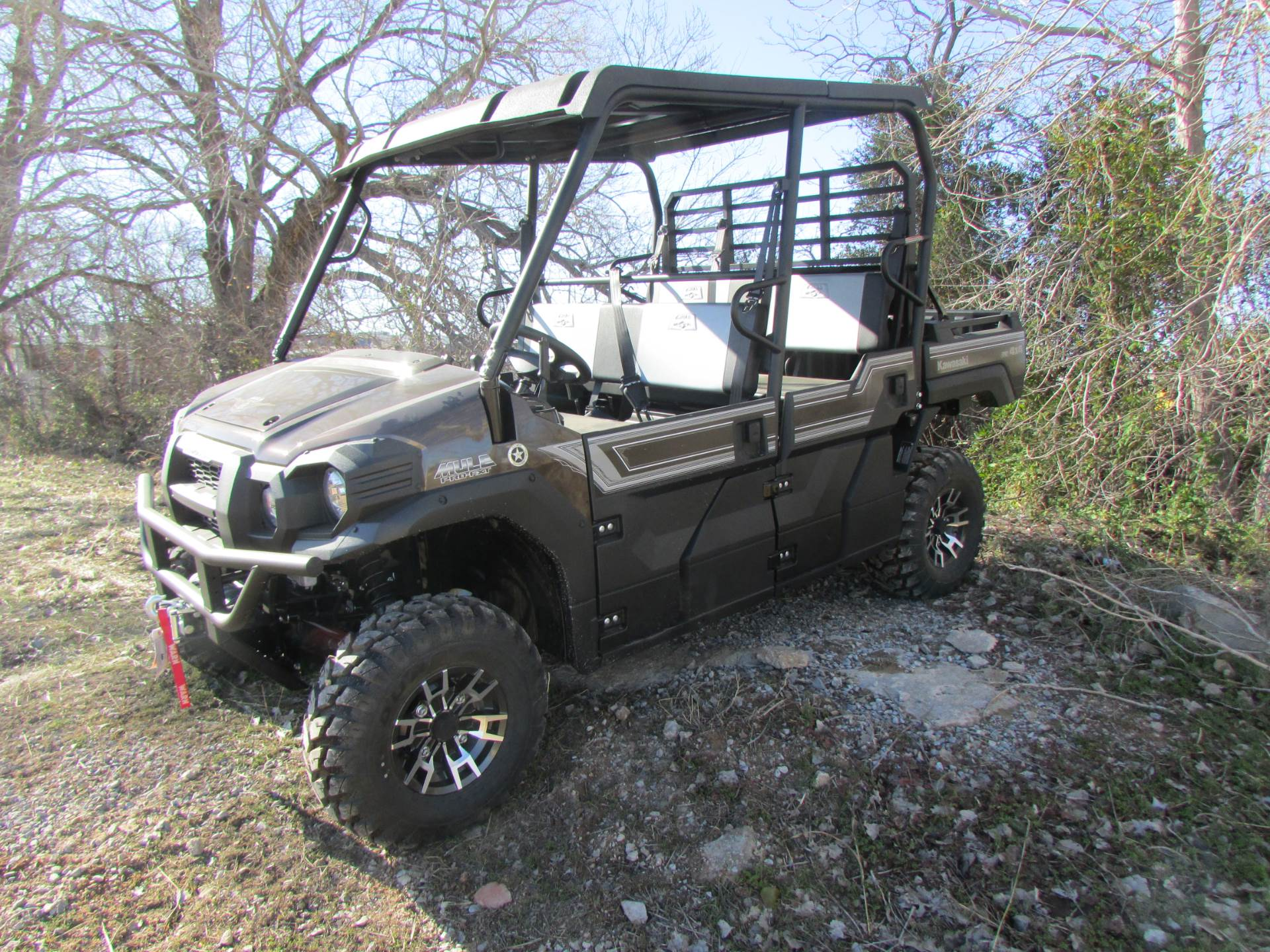 2020 Kawasaki Mule PRO-FXT Ranch Edition for sale 187532