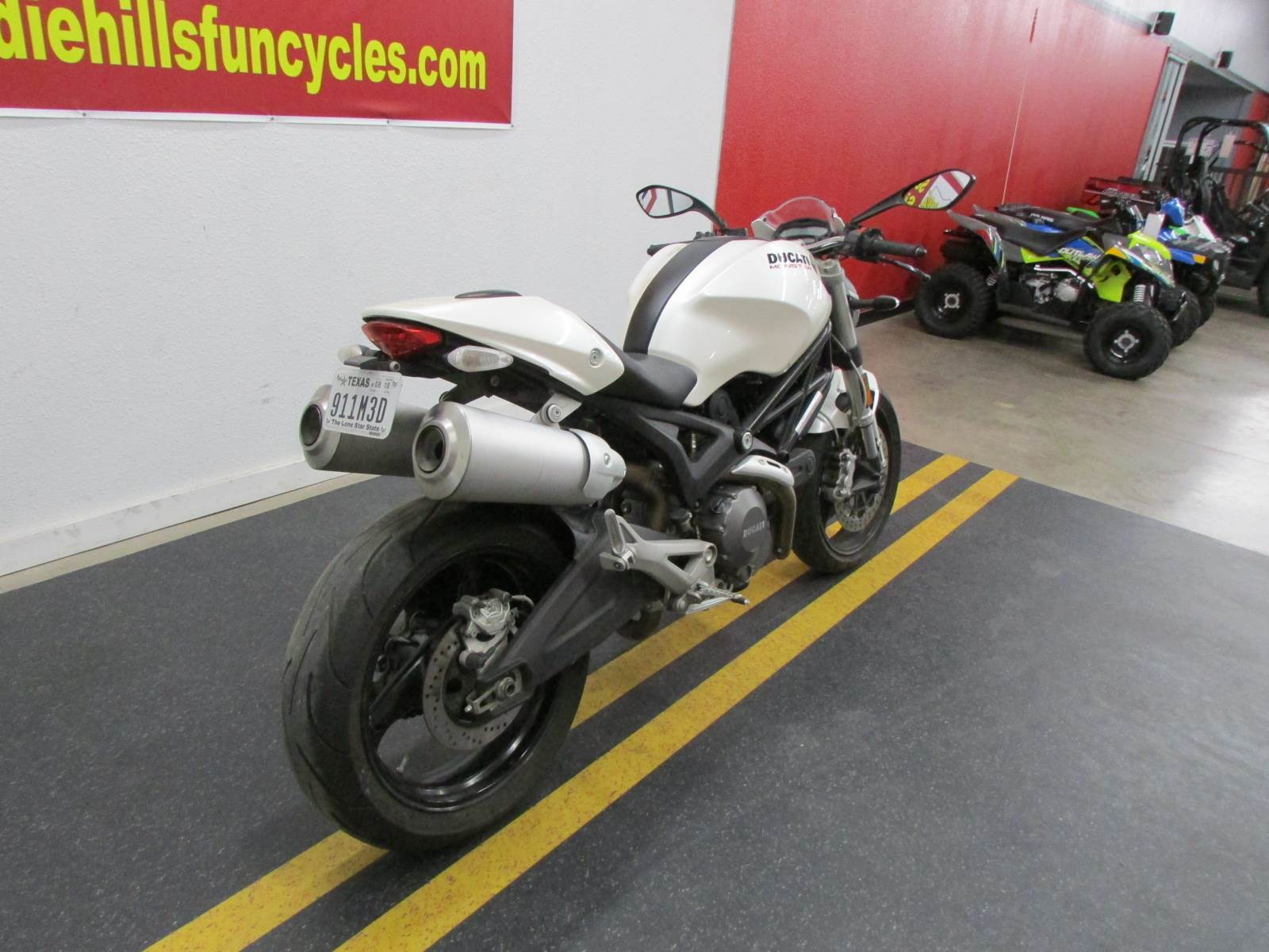 2009 Ducati Monster 696 in Wichita Falls, Texas