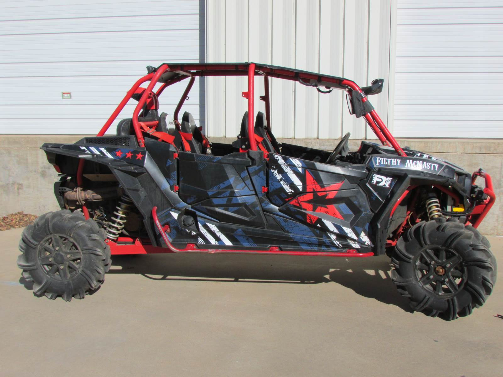 2016 Polaris Rzr Xp 4 1000 Eps In Wichita Falls Texas