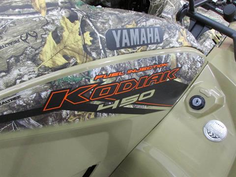 2020 Yamaha Kodiak 450 in Wichita Falls, Texas - Photo 6