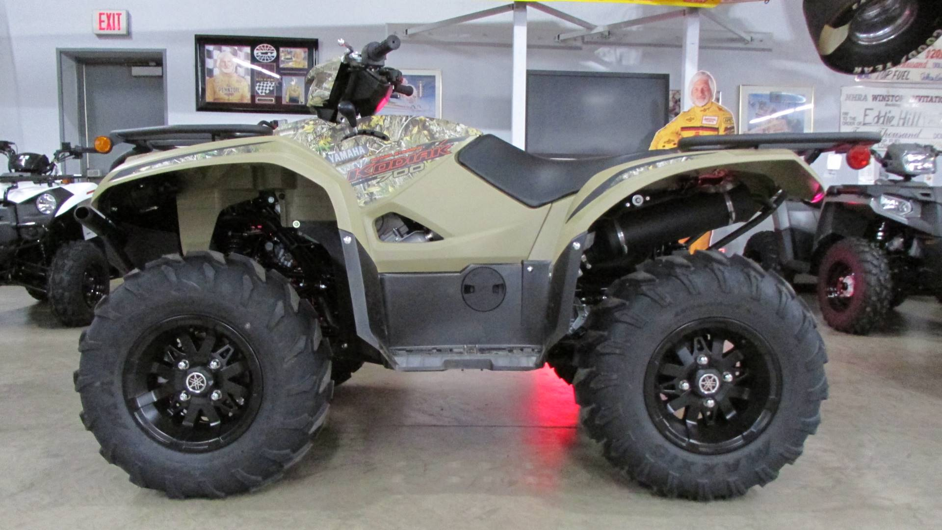 2020 Yamaha Kodiak 700 EPS in Wichita Falls, Texas - Photo 1