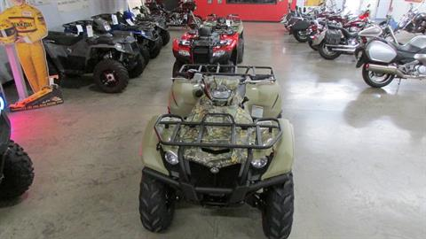 2020 Yamaha Kodiak 700 EPS in Wichita Falls, Texas - Photo 2