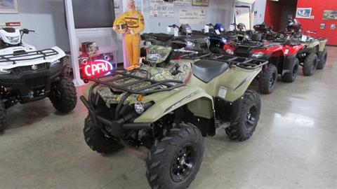 2020 Yamaha Kodiak 700 EPS in Wichita Falls, Texas - Photo 5
