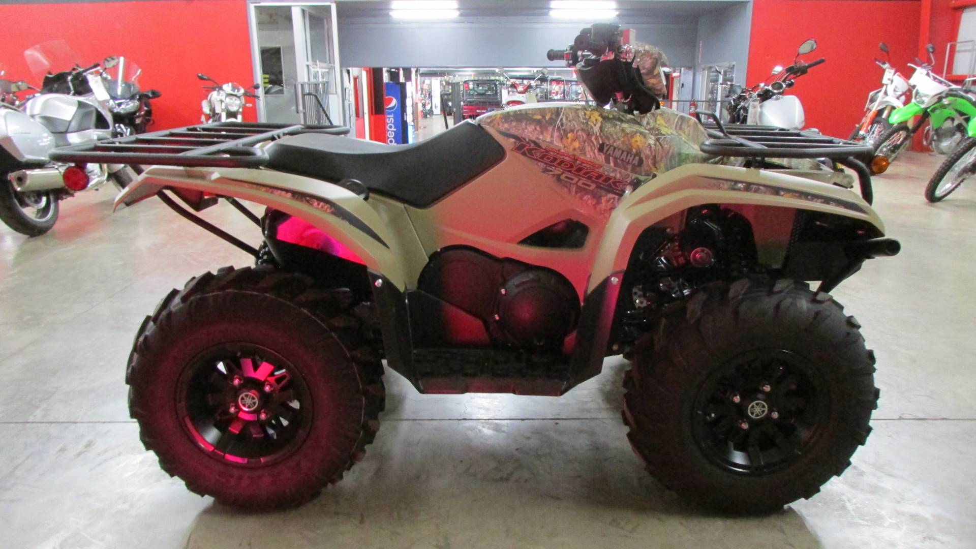 2020 Yamaha Kodiak 700 EPS in Wichita Falls, Texas - Photo 6