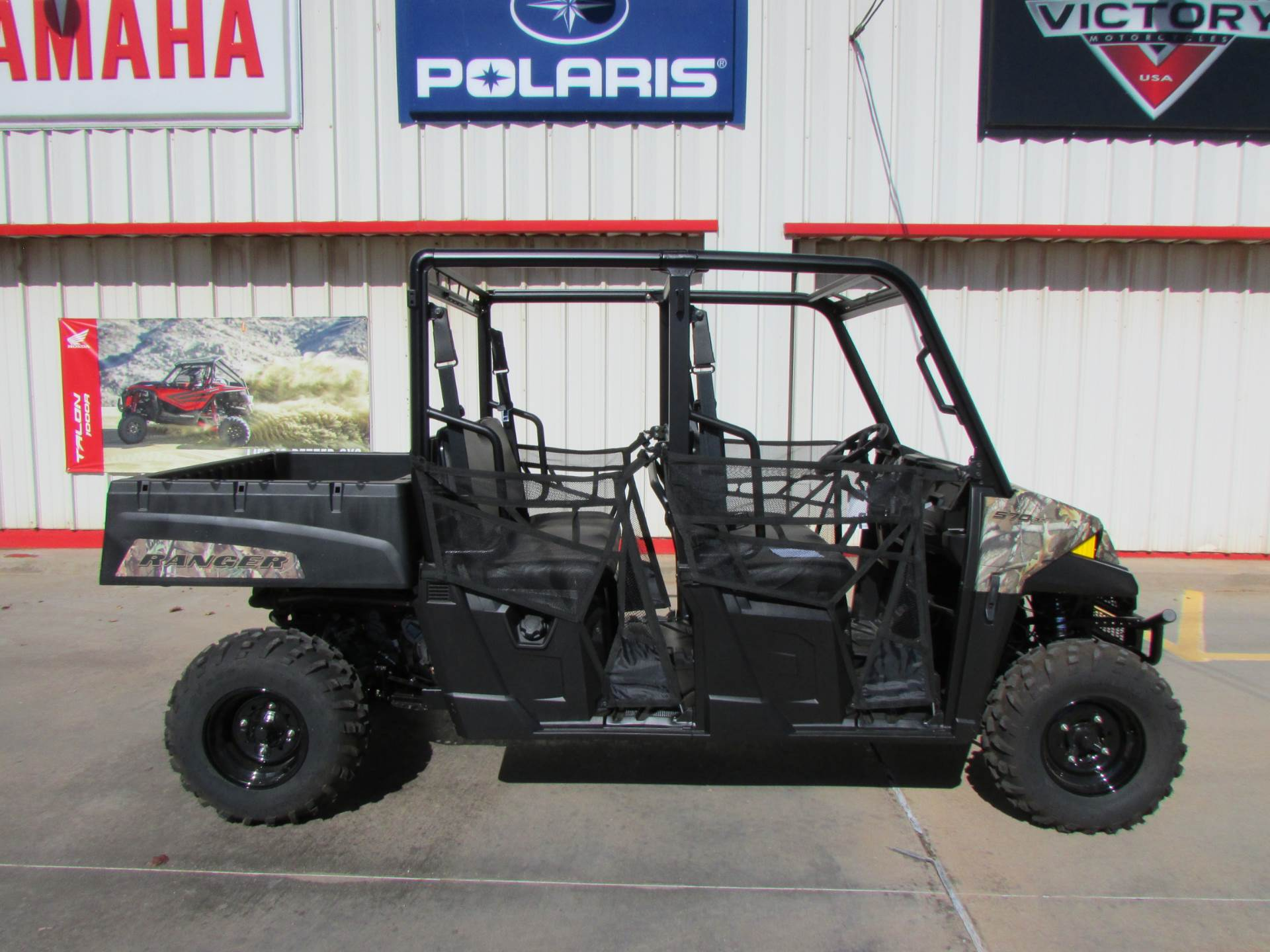 2020 Polaris Ranger Crew 570-4 in Wichita Falls, Texas - Photo 4