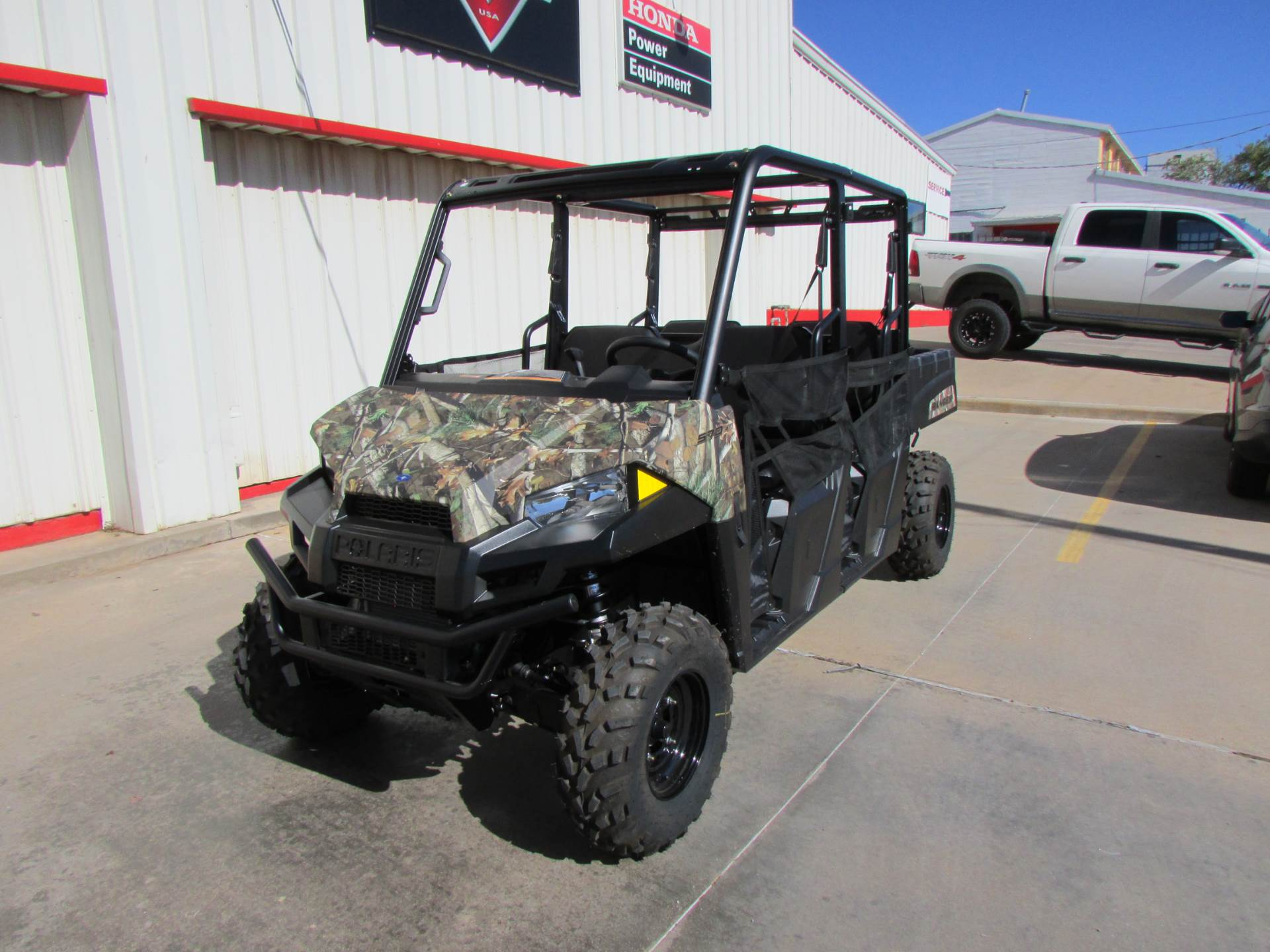 2020 Polaris Ranger Crew 570-4 in Wichita Falls, Texas - Photo 2
