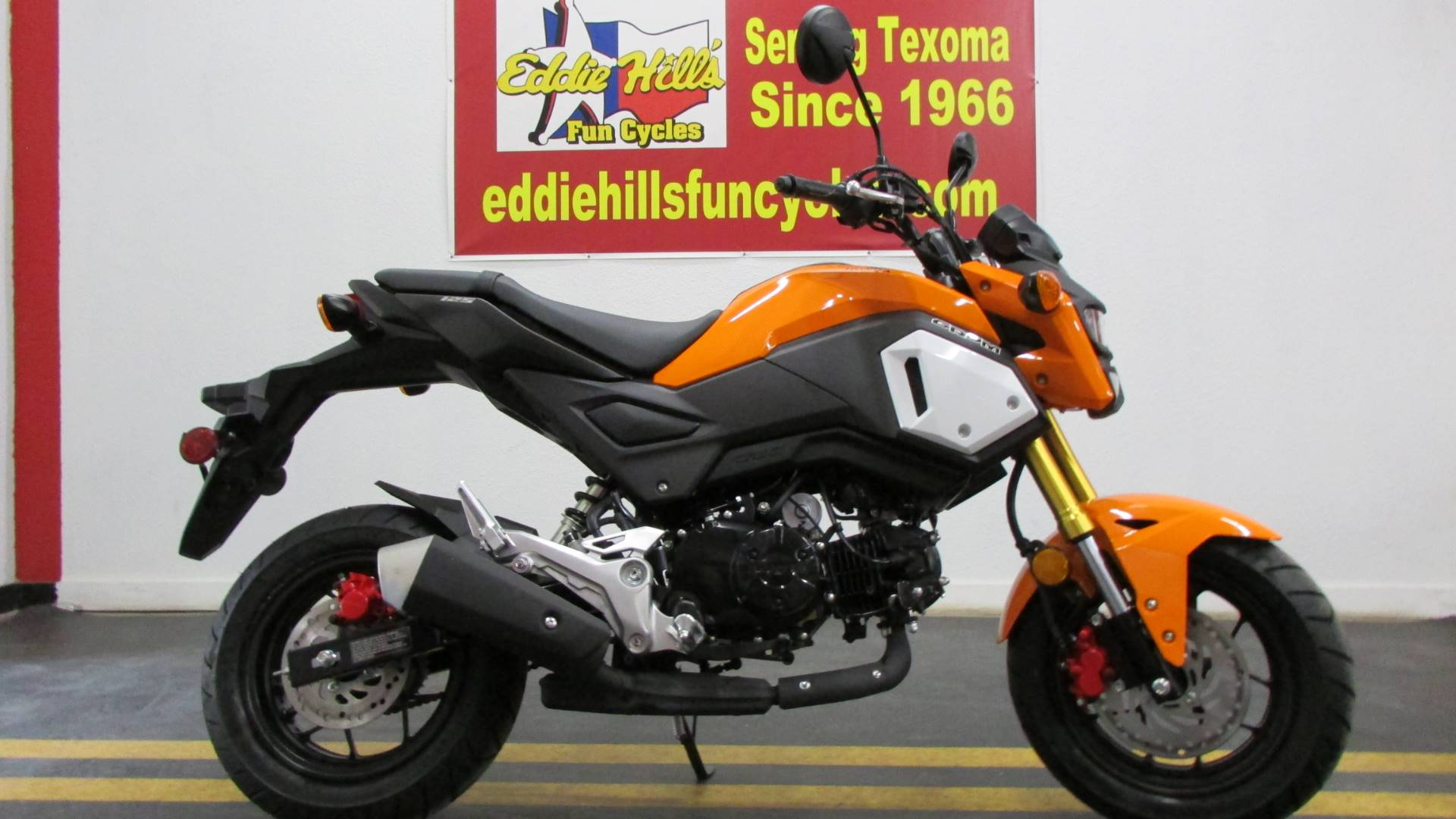 2020 Honda Grom in Wichita Falls, Texas - Photo 1