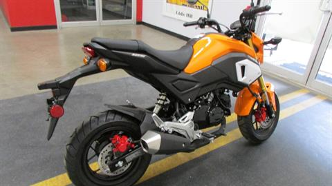 2020 Honda Grom in Wichita Falls, Texas - Photo 3