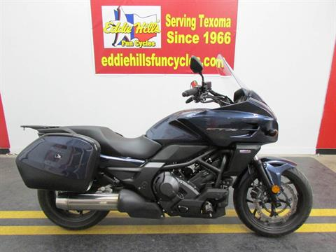 2016 Honda CTX700 DCT ABS in Wichita Falls, Texas