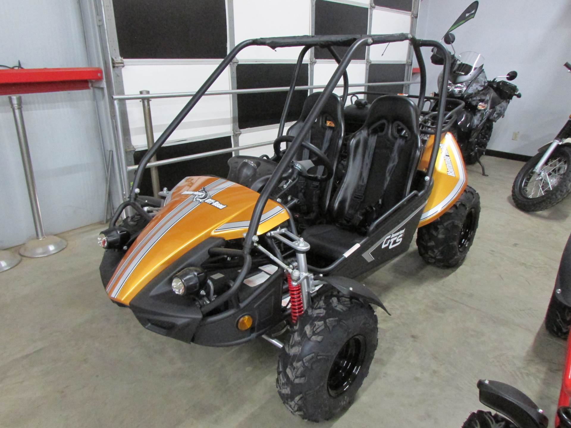 2018 HammerHead GTS150 NEW BODY in Wichita Falls, Texas - Photo 1