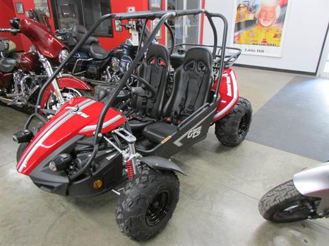 2018 HammerHead GTS150 NEW BODY in Wichita Falls, Texas