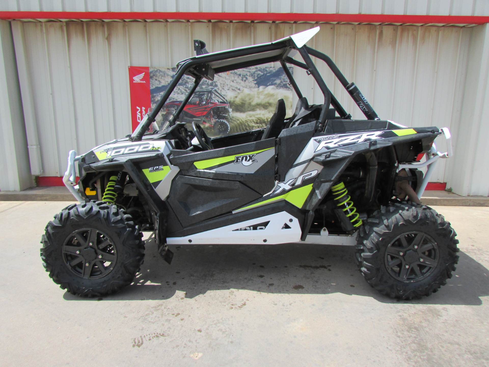 2015 Polaris RZR® XP 1000 EPS in Wichita Falls, Texas - Photo 1