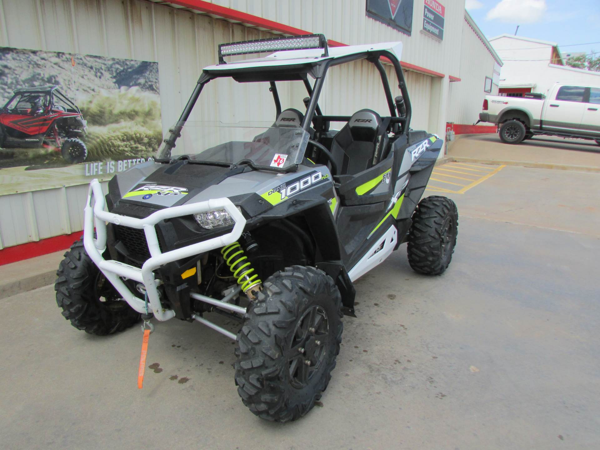 2015 Polaris RZR® XP 1000 EPS in Wichita Falls, Texas - Photo 2