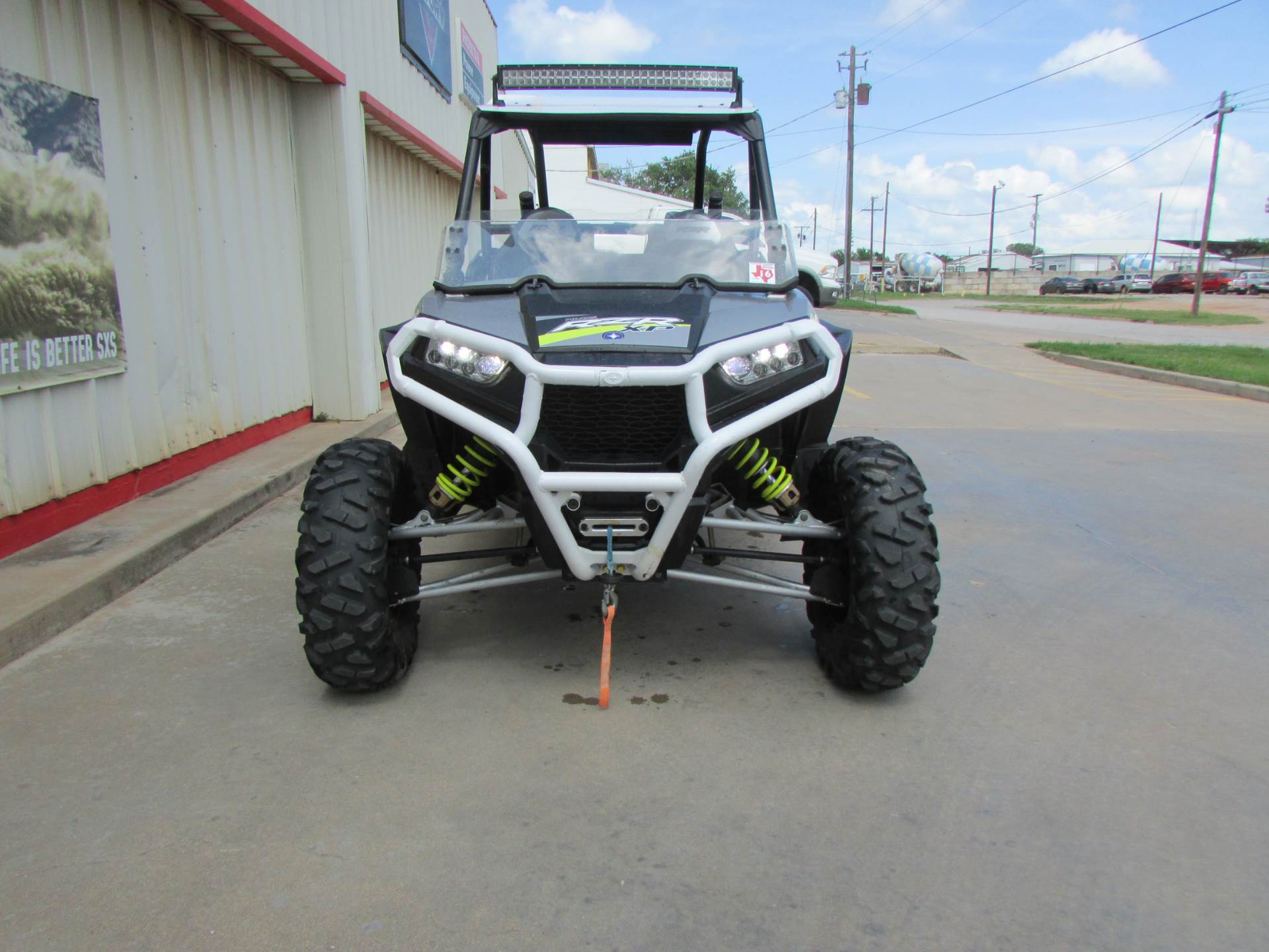 2015 Polaris RZR® XP 1000 EPS in Wichita Falls, Texas - Photo 3