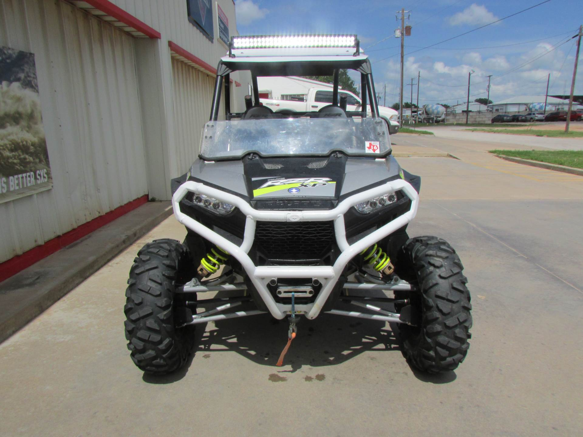 2015 Polaris RZR® XP 1000 EPS in Wichita Falls, Texas - Photo 4