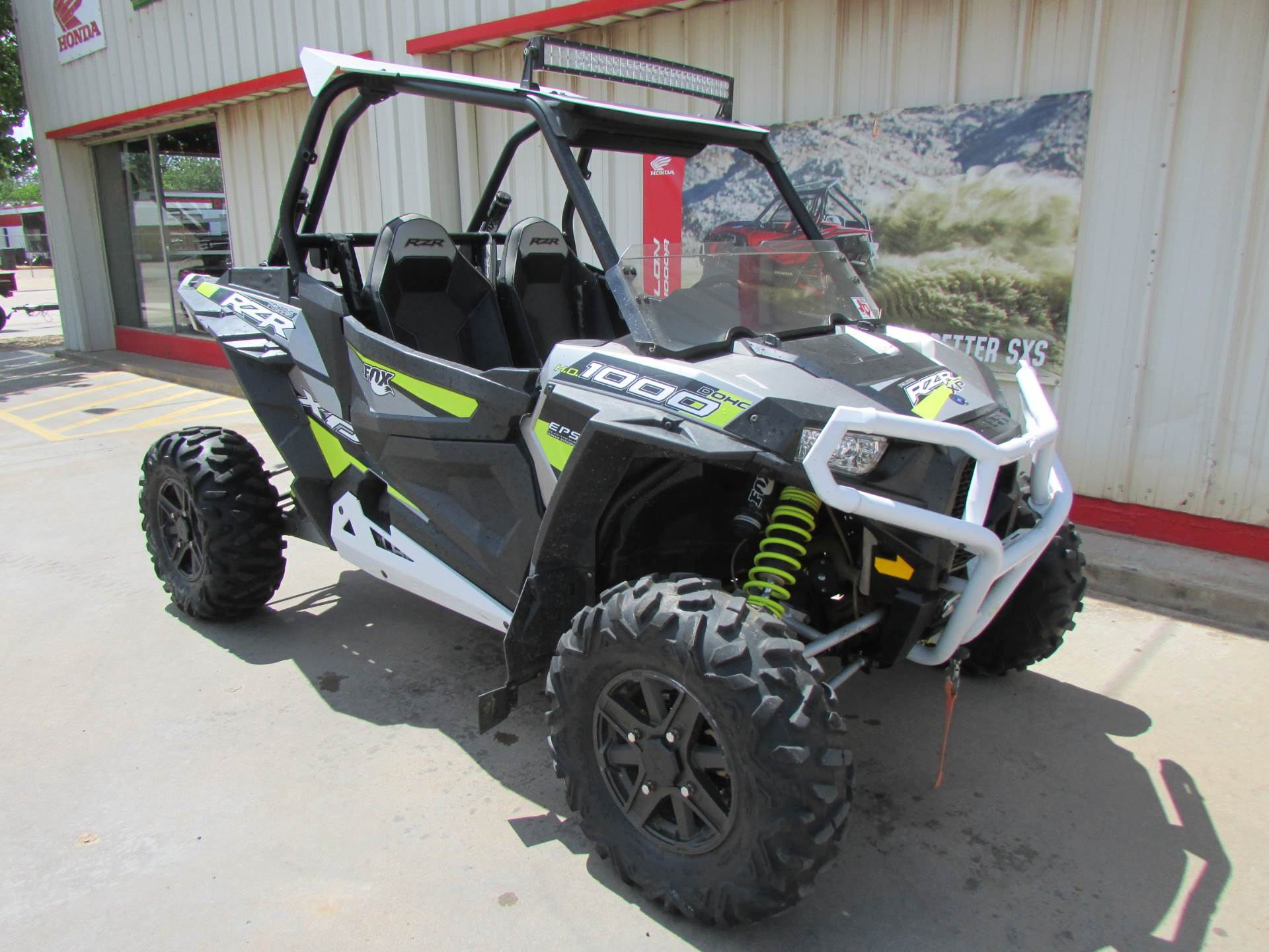 2015 Polaris RZR® XP 1000 EPS in Wichita Falls, Texas - Photo 11