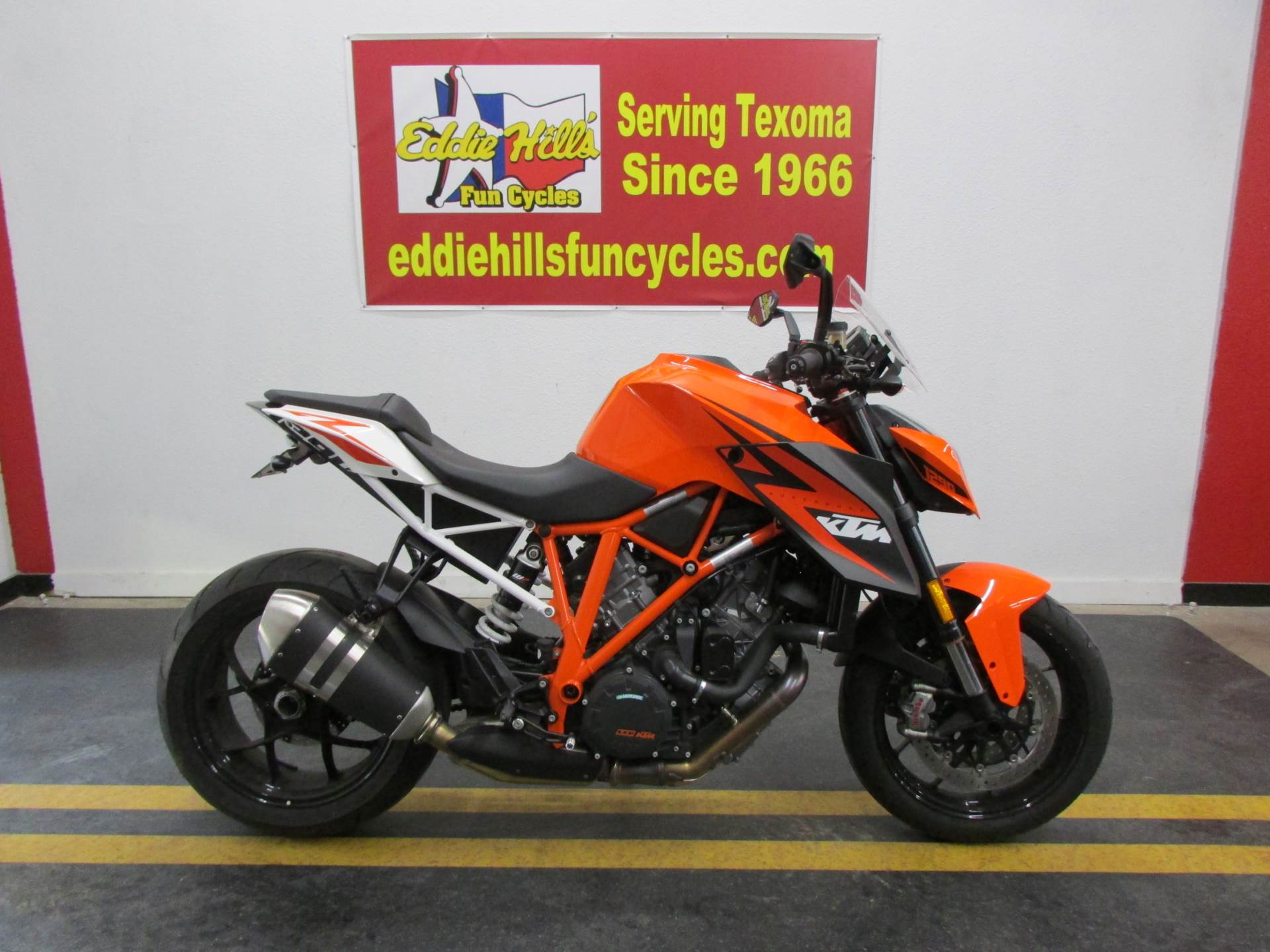 2016 KTM 1290 Super Duke R in Wichita Falls, Texas - Photo 1