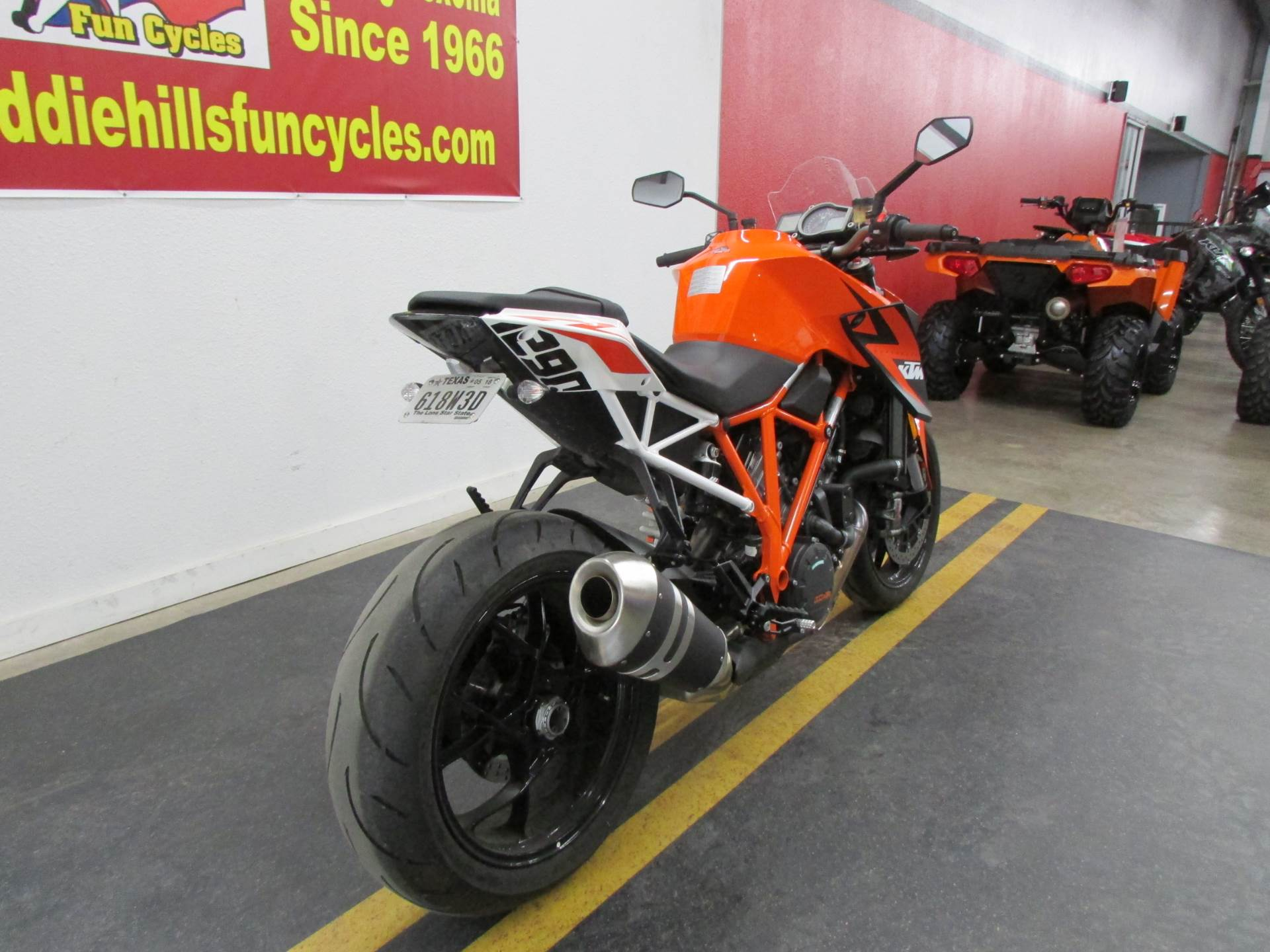 2016 KTM 1290 Super Duke R in Wichita Falls, Texas - Photo 4