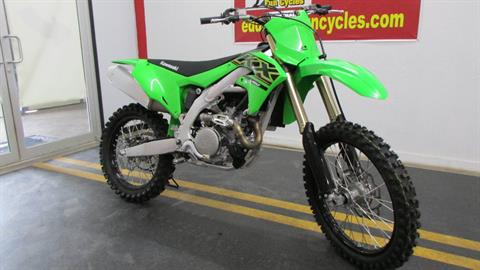 2021 Kawasaki KX 450 in Wichita Falls, Texas - Photo 3