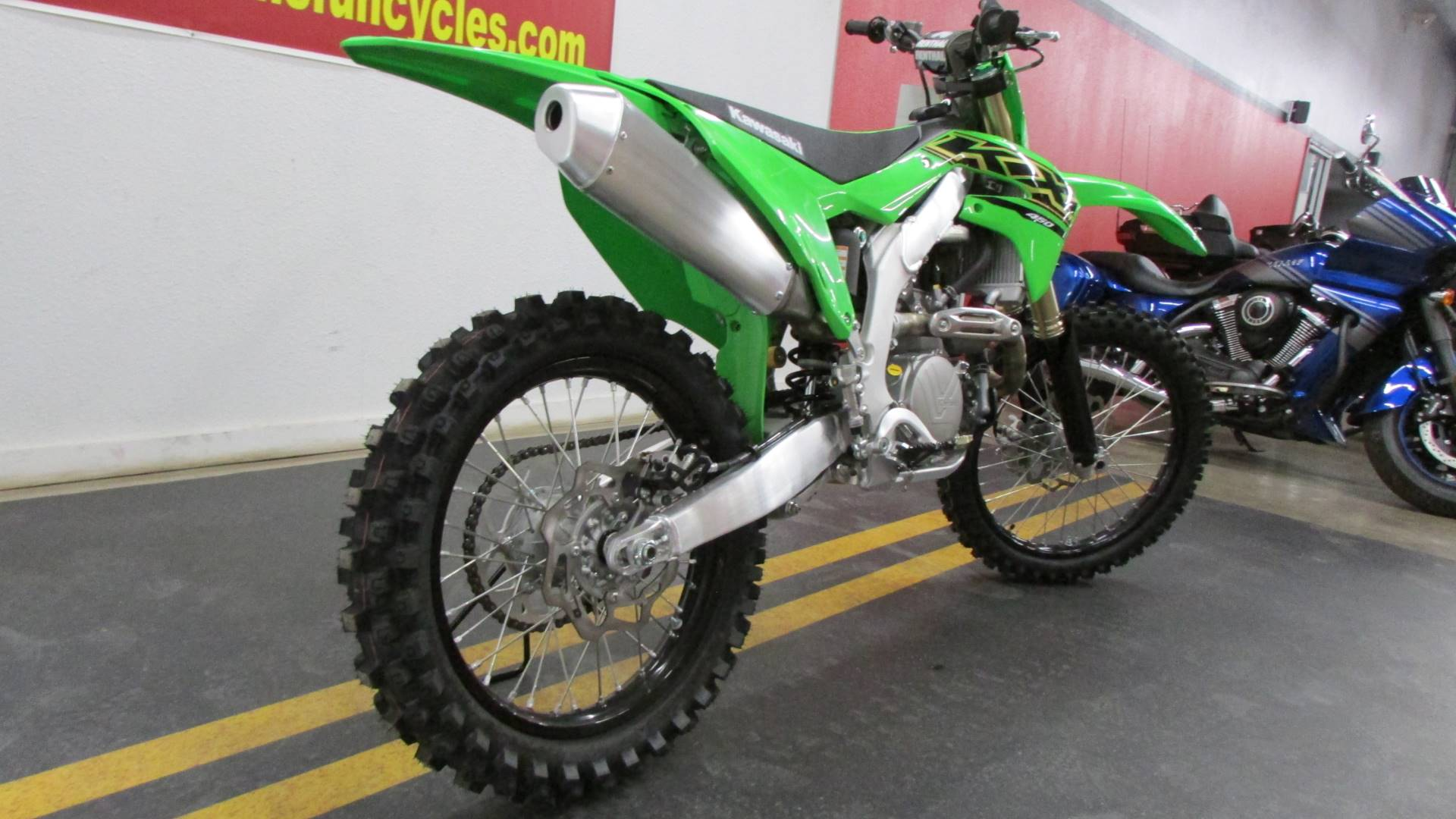 2021 Kawasaki KX 450 in Wichita Falls, Texas - Photo 4