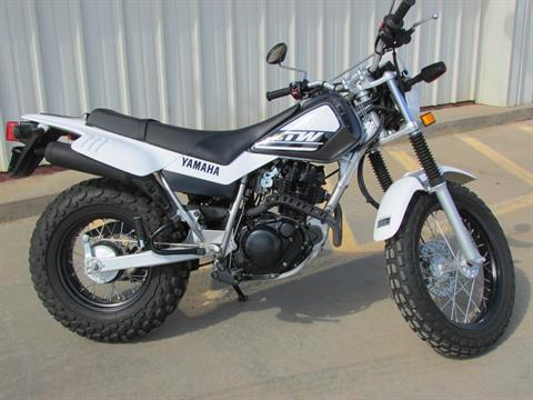 2015 Yamaha TW 200 in Wichita Falls, Texas