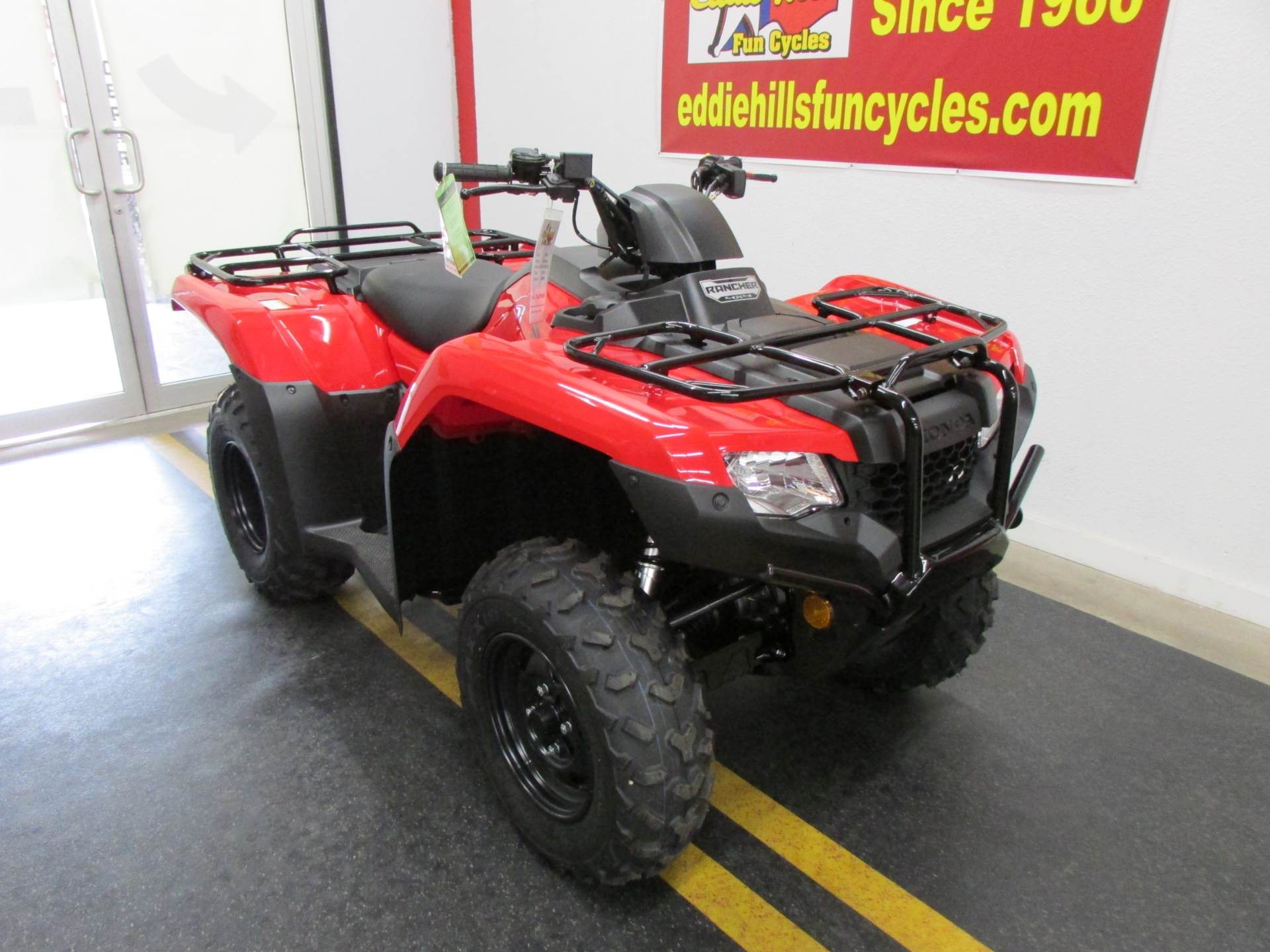 2019 Honda TRX420FM1 in Wichita Falls, Texas - Photo 2