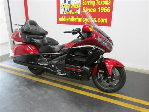 2015 Honda Gold Wing® Audio Comfort in Wichita Falls, Texas - Photo 3