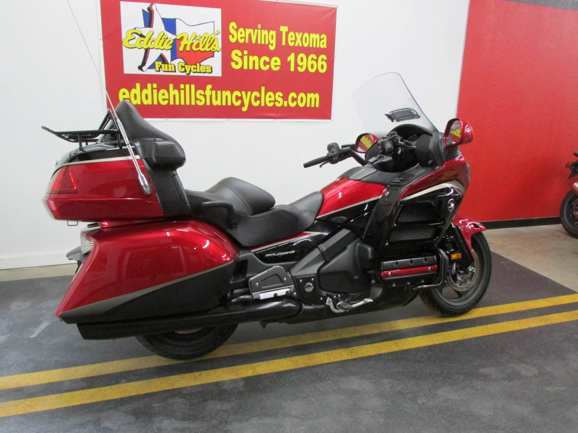 2015 Honda Gold Wing® Audio Comfort in Wichita Falls, Texas - Photo 4