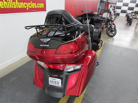2015 Honda Gold Wing® Audio Comfort in Wichita Falls, Texas - Photo 7