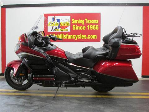 2015 Honda Gold Wing® Audio Comfort in Wichita Falls, Texas - Photo 1
