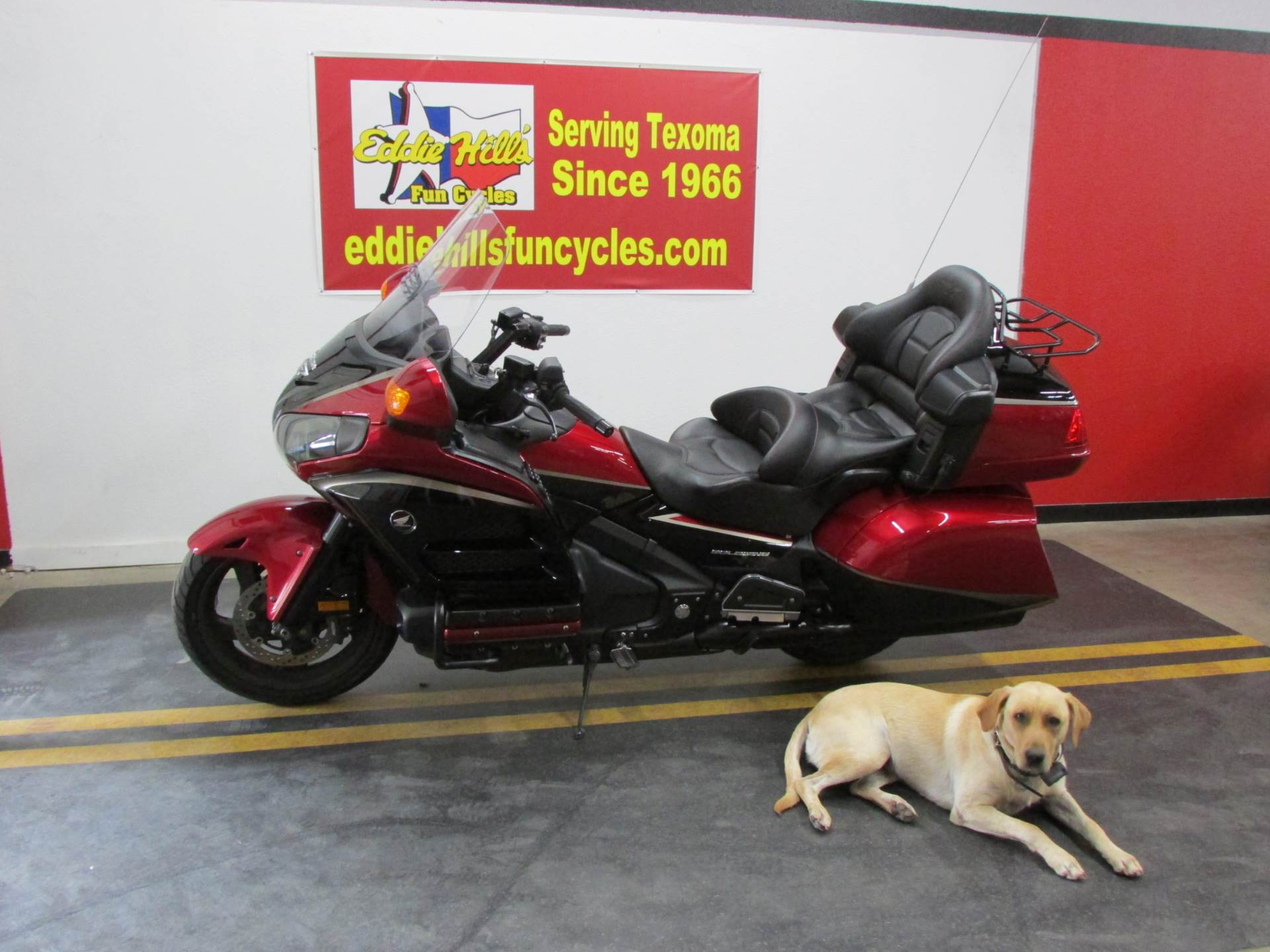2015 Honda Gold Wing® Audio Comfort in Wichita Falls, Texas - Photo 8