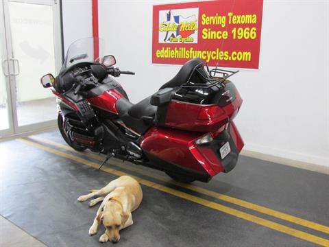 2015 Honda Gold Wing® Audio Comfort in Wichita Falls, Texas - Photo 9