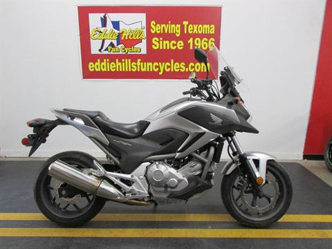 2012 Honda NC700X in Wichita Falls, Texas