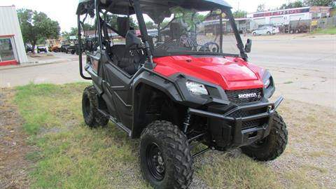 2020 Honda Pioneer 1000-5 in Wichita Falls, Texas - Photo 7