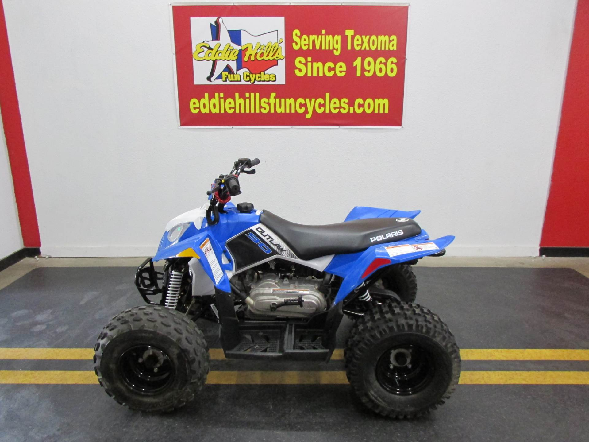 2014 Polaris Outlaw® 90 in Wichita Falls, Texas - Photo 5