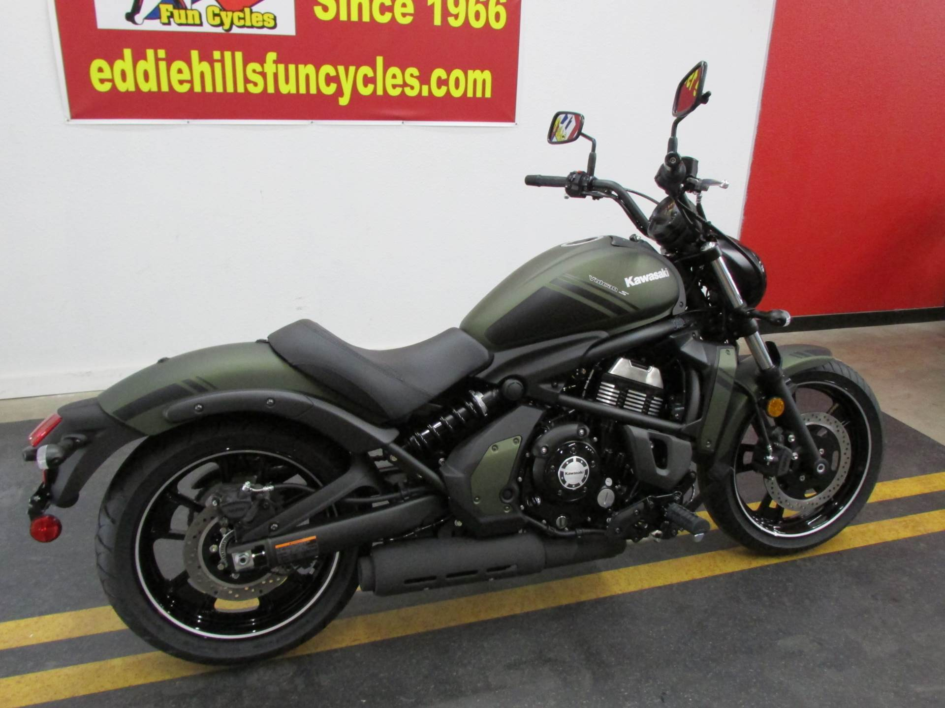 2019 Kawasaki Vulcan S in Wichita Falls, Texas - Photo 4