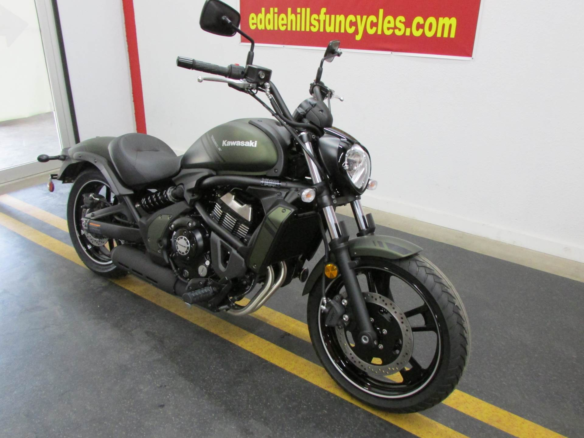 2019 Kawasaki Vulcan S in Wichita Falls, Texas - Photo 5