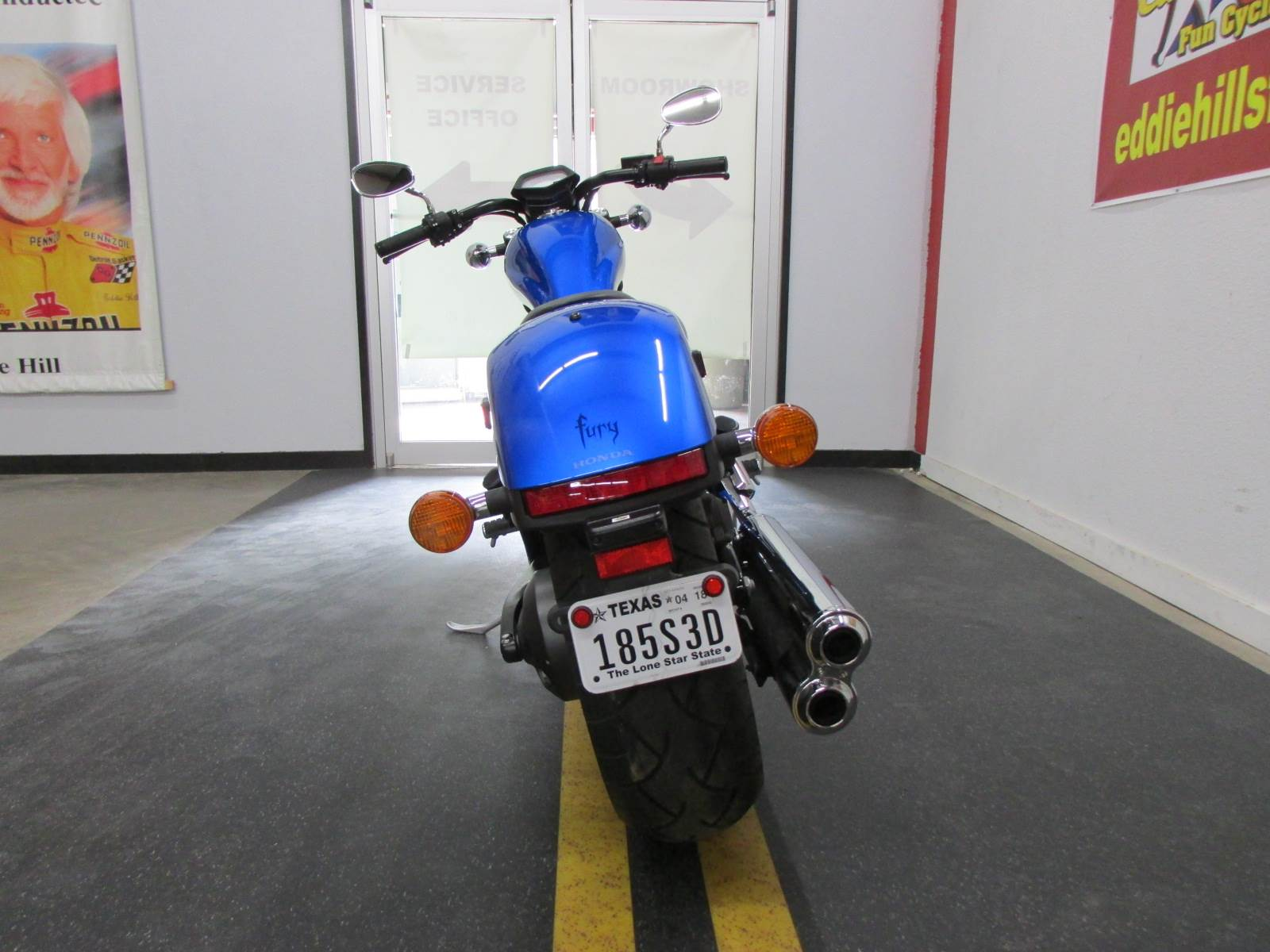 2016 Honda Fury in Wichita Falls, Texas