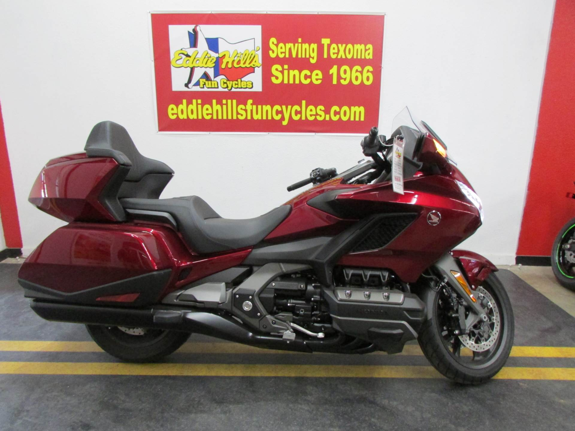 2018 Honda Gold Wing DCT for sale 18342