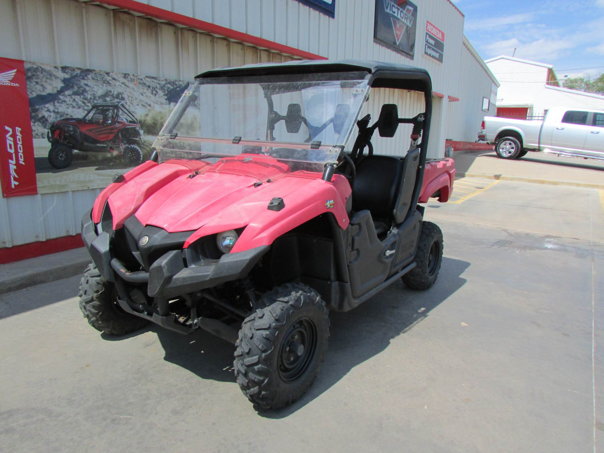 2016 Yamaha Viking EPS in Wichita Falls, Texas - Photo 3