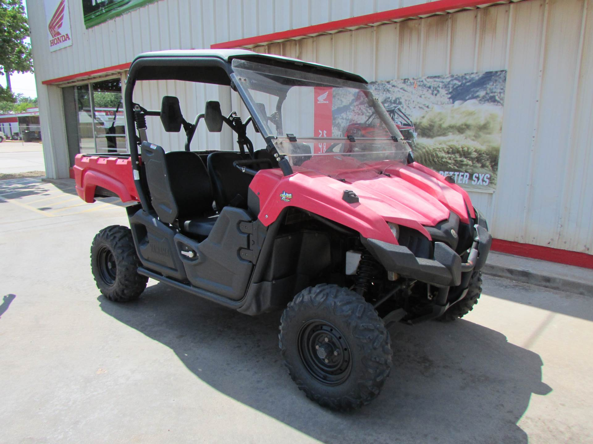 2016 Yamaha Viking EPS in Wichita Falls, Texas - Photo 8