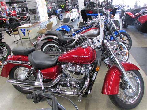 2015 Honda Shadow Aero® in Wichita Falls, Texas