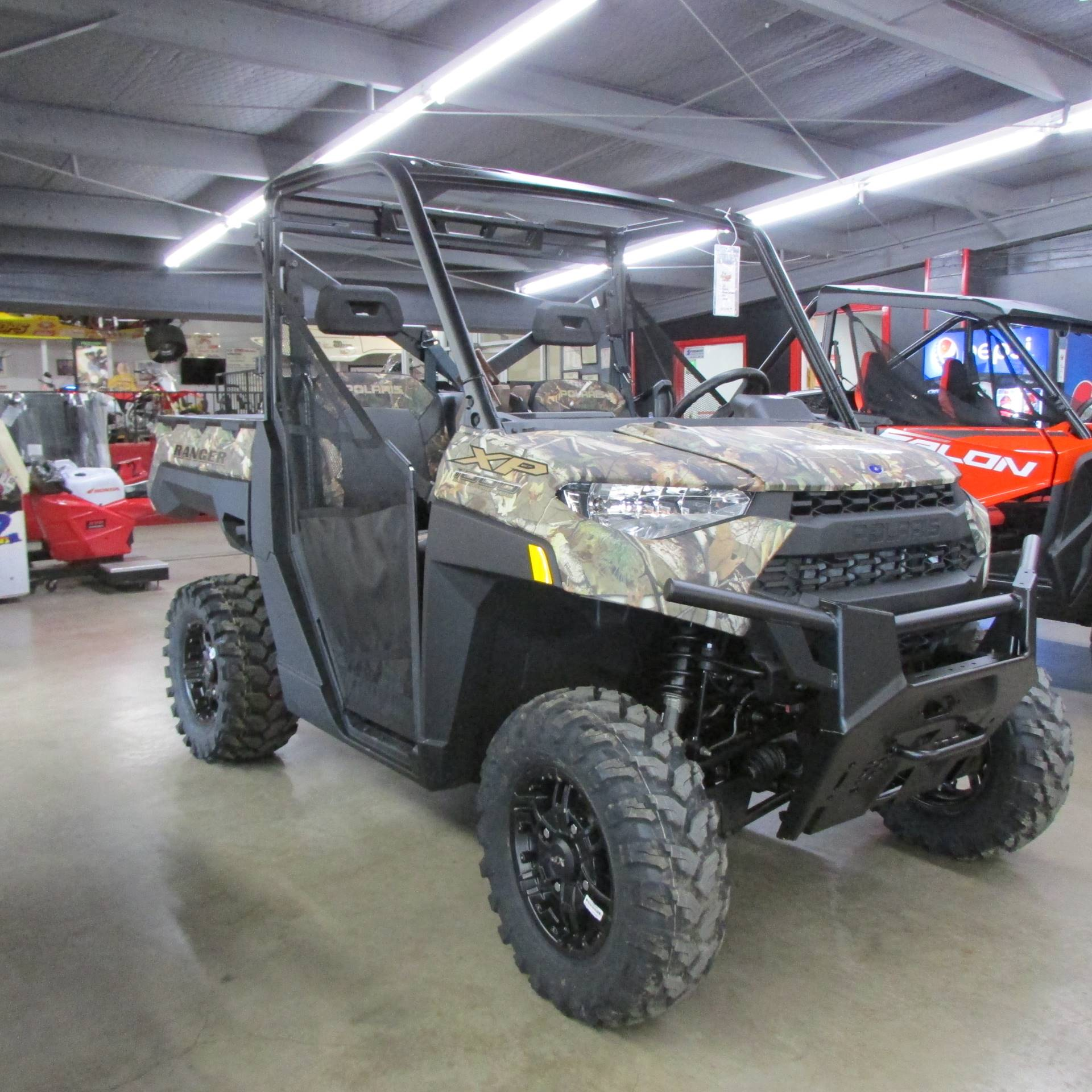 2021 Polaris Ranger XP 1000 Premium in Wichita Falls, Texas - Photo 4